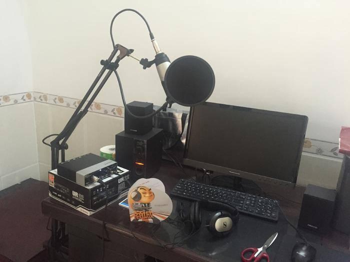 森海塞尔(sennheiser) 德国原装进口 mk8 电容式录音麦克风图片